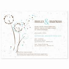 plantable wedding invitations plantable wedding invitations plantable wedding invitations