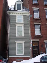 boston skinny house self guided tour of north end little italy free tours by foot