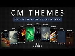 cyanogenmod themes play store best 8 cyanogenmod 11 themes 2014 youtube