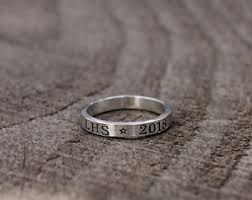 simple class rings images Class ring etsy jpg