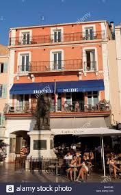 hotel sube small fancy hotel in face of the port of saint tropez
