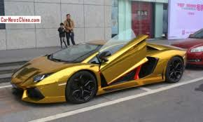 lamborghini aventador wrap lamborghini aventador gold wrap china 2 images gold wrapped