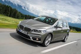 bmw 2 series active tourer first drive review