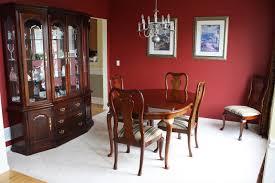 thomasville cherry dining room set u2013 home design ideas