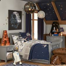 Pottery Barn Twin Bed Pottery Barn Kids Star Wars Bedroom Kids Room Ideas Pinterest