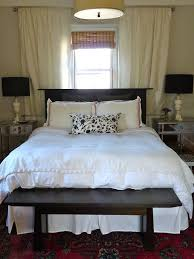 Designing A Bed Best 25 Window Behind Bed Ideas On Pinterest Curtain Ideas