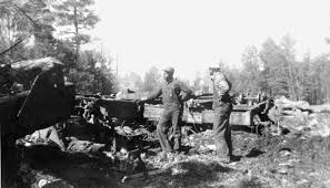 Wildfire History by Flagstaff History Santa Fe Rail Gangs Put Out Wildfire At