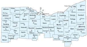 map of counties in ohio about the district usao ndoh department of justice