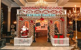 this life size gingerbread house is sure to get you in the holiday