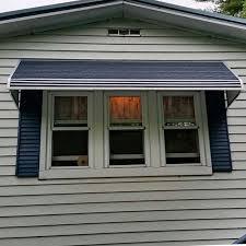 Aluminum House Awnings Nuimage Series 3500 Aluminum Window Awning Aluminum Window