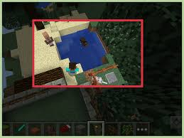how to make a bed in minecraft how to grow seeds in minecraft pe 12 steps with pictures