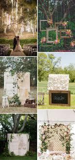 wedding unique backdrop top 20 unique backdrops for a wedding ceremony party pros