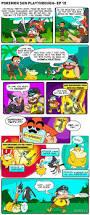 pokemon sun playthrough episode 15 dorkly
