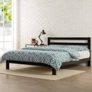 What Are Platform Beds With by King Size Platform Bed Frame
