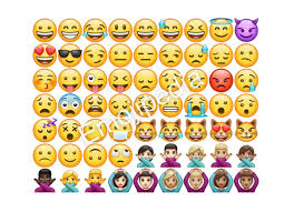 android new emoji whatsapp android beta debuts new apple inspired emoji