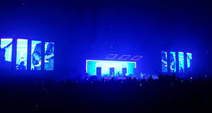 Blue Light Live The 1975 Were Better Than Chocolate At The Hydro Venue Access Review