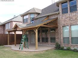 Attached Patio Cover Designs Decoration In Attached Patio Cover Modified Design