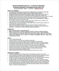 sample business owner resume general manager resume template us