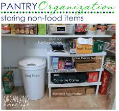 ideas for organizing kitchen pantry pantry organization archives organizing homelife