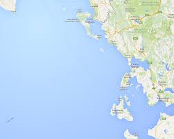 Greece Islands Map by Beautiful Ionian Islands Yacht Sailing Holidays With Deep Blue