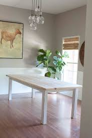 Diy Modern Table Diy Modern Farmhouse Bench West Elm Inspired Southern Revivals
