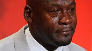 Breast Meme - no one is exempt from the michael jordan crying meme