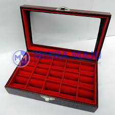 box cincin jual exclusive leather ring box tempat cincin kotak cincin