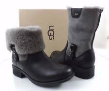 ugg s jardin boot ugg s us 8 5 knee high black leather water resistant