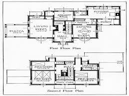 100 old colonial house plans colonial style house home