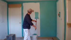 if you want to paint an area of your home or spray paint this