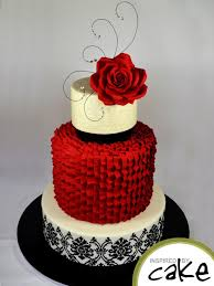 birthday cakes red and white image inspiration of cake and