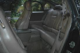 subaru svx back seat lan u0027s ebony 94 lsi the subaru svx world network