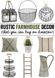 rustic farmhouse decor from rustic farmhouse decor