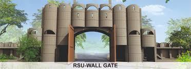 welcome to raksha shakti university
