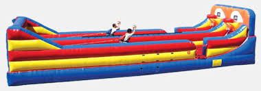 party rental chicago chicago city party rentals obstacle course rental