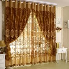 contemporary curtain curtains new ideas drapery design for bay