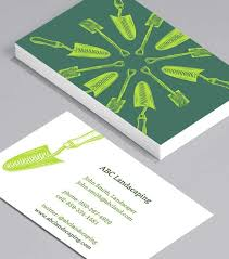 Landscape Business Cards Design 13 Best Lawn Care Landscaping Business Images On Pinterest