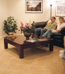 Dry Basement Kansas City by Basement Floor Tiles In Kansas City Springfield Columbia