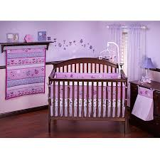 Walmart Crib Bedding Sets Bedding By Nojo Crib Bedding 10 Set Clara