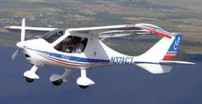 ct light sport aircraft astm international standards worldwide