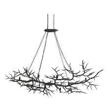 One Of A Kind Home Decor Tree Branch Chandelier Deer Antler Light Fixtures Home Design