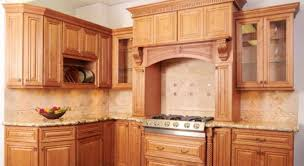 Unfinished Kitchen Cabinets Wholesale Wood Prestige Cathedral Door Hazelnut Cheap Unfinished Kitchen