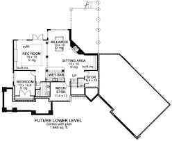 10 Bedroom Floor Plans by Craftsman Style House Plan 3 Beds 2 50 Baths 3204 Sq Ft Plan 51 303