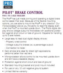 reese pilot brake controller wiring diagram wiring diagram and