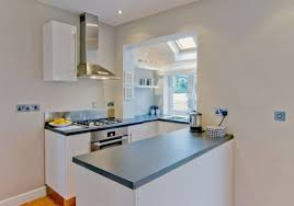 Kitchen Designs For Small Homes Photo Of Exemplary Contemporary - Interior design of small house
