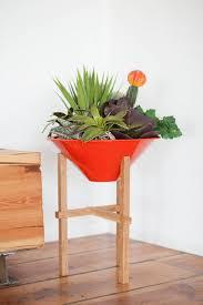 41 best bowl planters images on pinterest modern planters