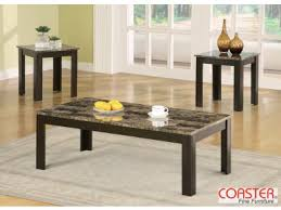 3 piece black coffee table sets discount coffe tables for sale express furniture warehouse bronx