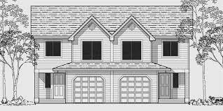365 Best Small House Plans by Duplex House Plan Duplex House Plans Basement Affordable D 456