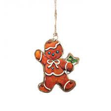 4 vintage ornament gingerbread xt0064 craftoutlet
