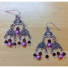 Beaded Chandelier Etsy The Return Of Chandelier Earrings Bead World